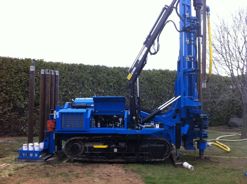 Geothermal Drill Rig Geo-Max