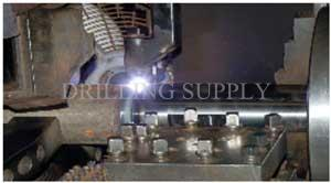 DS Drill pipe - Superior welding